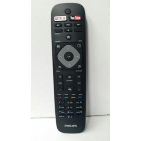 Control Remoto Philips Para Pantalla Smart Tv Original