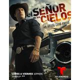 El Señor De Los Cielos - Serie Completa 20 Dvds
