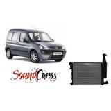 Radiador Calefaccion Colocado Peugeot Partner