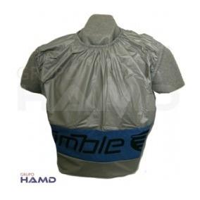 Chaleco De Plástico Para Sudar Nimble