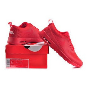 Nike Air Max Thea Rojo (red) - Talla 40