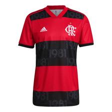 Camisa 1 Cr Flamengo 21 adidas