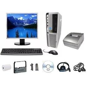 Computador Completo Core 2 Duo Para Pdv Ponto De Venda