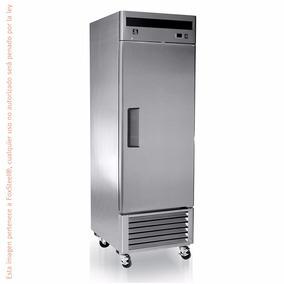 Congelador Vertical 1 Puerta 21 Pies Acero Crt Mbf8501