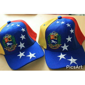 Gorra Venezuela Tricolor Original Bandera