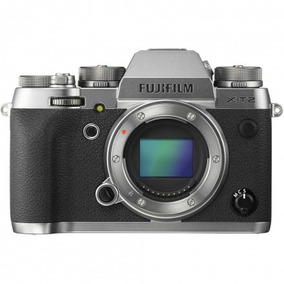 Camera Fujifilm Xt2 Body Prata