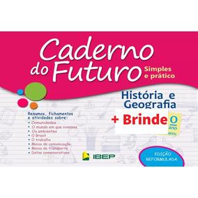 Caderno Do Futuro 5º Ano História/geografia - Do Professor