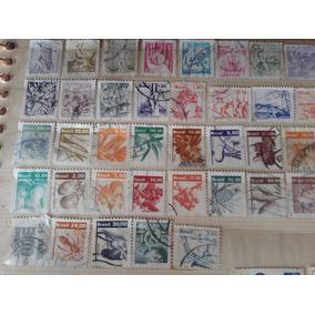 Coleção De Selos (40 Anos De Coleção)