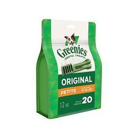 Greenies Originales Petite Perros Dentales Masticables Golos