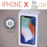 Iphone X De 256 Gb Nuevo Liberado // Leer Descripción \\