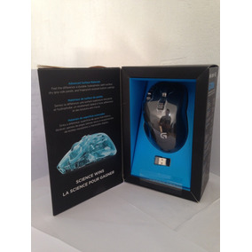 Mouse Logitech G700s Wireless Laser Usb - Original