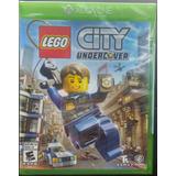 Lego City Undercover Para Xbox One Nuevo Físico Envío Gratis