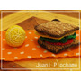 Juguetes Tejidos Al Crochet Pic-nic -juanipinchame