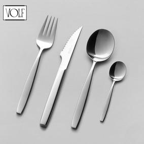 Set De Cubiertos Volf ® Vento - 24 Piezas