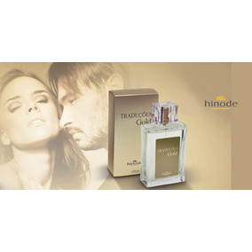 Perfume Hinode Traduções Gold Fragrâncias 100 Ml Nº01 E 62