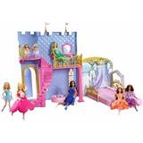 Barbie Castillo 12 Princesas Bailarinas Con Musica