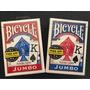 Super Oferta! Mazo De Naipes Cartas Bicycle Jumbo Y Standard