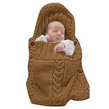 Seenfun Bebé Recién Nacido Ganchillo Bolsa De Dormir Bolsa D