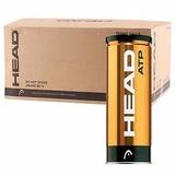 Caja De Pelotas X24 Head Atp Tubo X3 Balls Tenis-padel (tp)