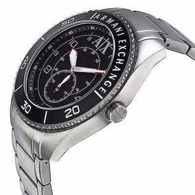 9213361a55f Relógio Armani Exchange Ax203 Aço Inoxidável Linha 2013 - Relógios ...