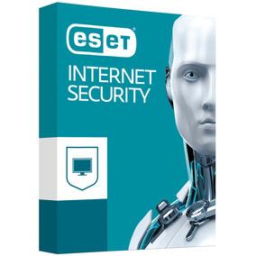 Licencia Eset Internet Security 3 Dispositivos 2 Año
