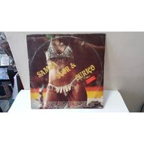 Lp Samba Suor E Ouriço Vol.6 1983 Ja 6