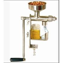 Prensa Extractor De Aceite Semillas Granos Manual