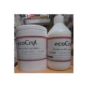 Ecocril Resina Acrilica Atoxica 1500grs