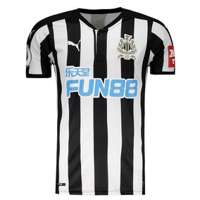 Camisa Puma Newcastle Home 2018 Premier League