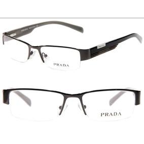 Armação Feminina Masculina Importada Óculos Grau Pr 109