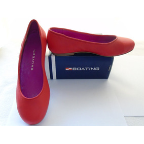 Zapatos Chatitas De Mujer Boating