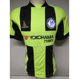Camisa Chelsea Listrada 2017/18