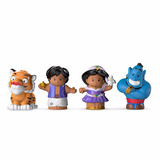 Disney Princesa Jazmin Aladino Little People Fisher Sin Caja