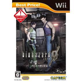 Biohazard 0 (el Mejor Precio!) Japan Import W93