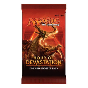 Magic: Hour Of Devastation Booster Pack