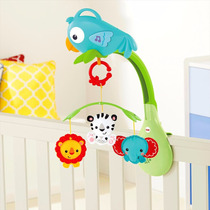Móvil Musical 3 En 1 Fisher Price Rainforest Friend Chr11
