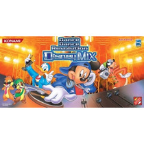 Dance Dance Revolution Disney Mix (plugn