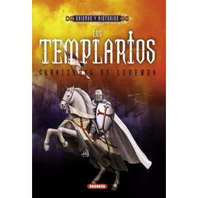 Pack 60 Libros De Templarios Digital