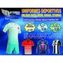 Uniformes Futbol Olimpiadas Deportivos