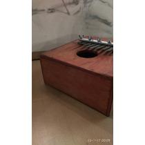 Marimbol Instrumento Musical Artesanal Marimba Tambor