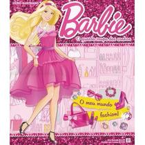 Álbum Barbie O Guarda Roupa Dos Sonhos Completor$42,00+frete