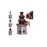 Fonte De Chocolate 3 Andares Luxor 110v