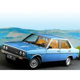 Fiat 131 Libro Del Taller