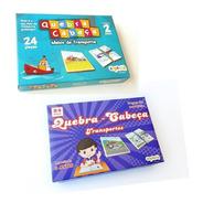 Promoção Kit Jogos A Partir De 3 Anos Educativos Divertido