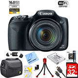 Canon Powershot Sx530 Sa 16mp Wi-fi Super-cámara Digital Co