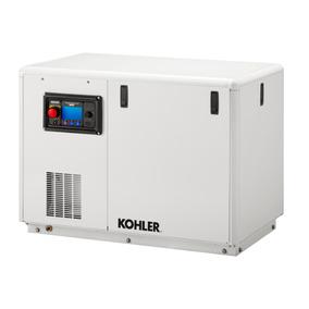 Grupo Electrogeno Marino Diesel Kohler 20 Kva C/garantia
