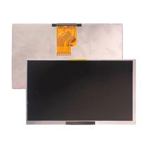 Tela Display Lcd Tablet Cce Tf74w Tf742 40 Vias 7 Polegadas