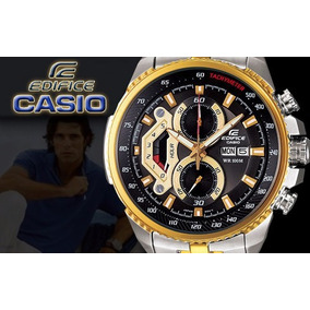 Relógio Casio Edifice Cronógrafo Ef-558sg - 1av Pronta Entre
