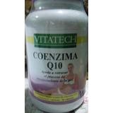 Coenzima Q10+ Vitamina C X30 Vitatech