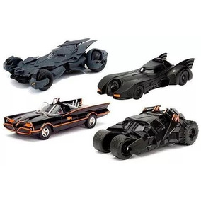 Batman Carros Batimovil X4und Escala De 1 /32 Marca Jada